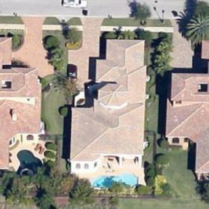 Cortez Kennedy's House (Google Maps)