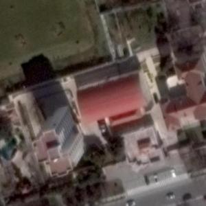 Embassy of Russia, Baku (Google Maps)