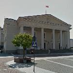 Vilnius Town Hall (StreetView)