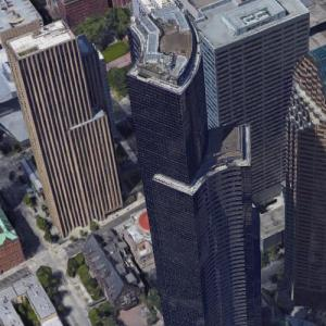 Columbia Center (tallest building in Washington) (Google Maps)
