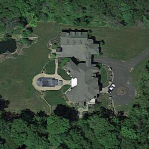 Mario Williams' house (former) (Google Maps)
