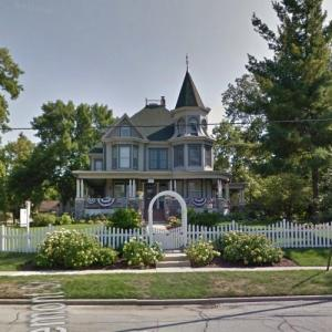 """Groundhog Day"" movie location (StreetView)"