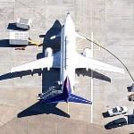 "F-35 Cooperative Avionics Test Bed ""CATBird"" (Google Maps)"