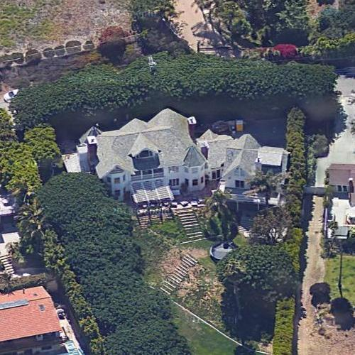 Chris Hemsworth's House (Google Maps)
