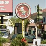 McDonald's Clock (StreetView)