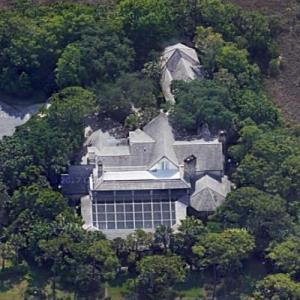 James Last's House (deceased) (Google Maps)