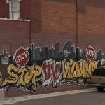 Stop the Violence (StreetView)