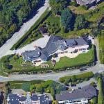 Jim Pattison's House