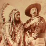 Sitting Bull and Buffalo Bill (StreetView)