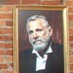 The Most Interesting Man in the World (StreetView)
