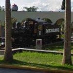 "Ferrocarriles Nacional de Mexico #2 ""Luisa"""