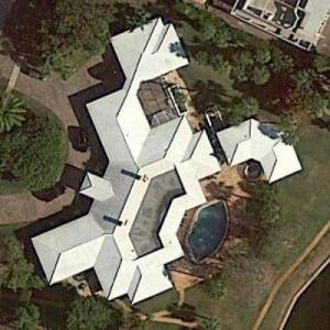 Salomon Melgen's house (Google Maps)