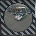 Google Car Reflection (StreetView)