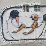 Cool graffiti (StreetView)