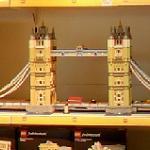 Lego Tower Bridge (StreetView)