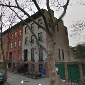 Norah Jones' House (StreetView)