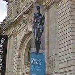 Leaving Rodin behind? Sculpture in Paris exhibit (StreetView)