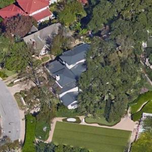 Rick Barnes' House (Google Maps)
