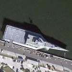 USS Independence (LCS-2) (Google Maps)