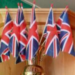 British flags (StreetView)