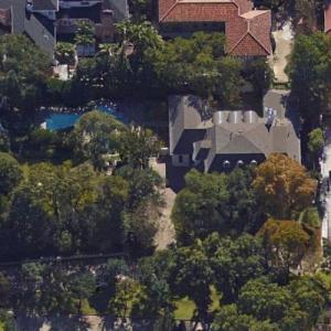 Leslie Alexander's House (Google Maps)