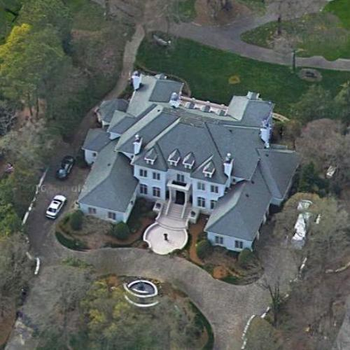 Golf Charlotte Nc >> Felix Sabates' House in Charlotte, NC (Bing Maps)