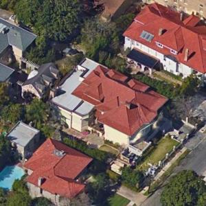 Drew Brees' House (Google Maps)