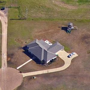 Jep Roberston's House (Duck Dynasty) (Google Maps)