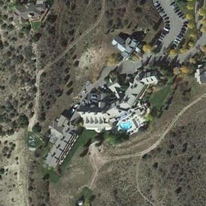 Kobe Bryant - Colorado incident (Google Maps)