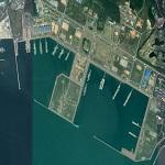South Korean Naval Station