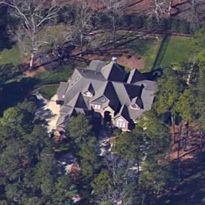 David West's House (Google Maps)