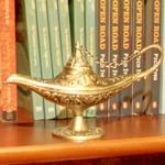 Aladdin Lamp (StreetView)