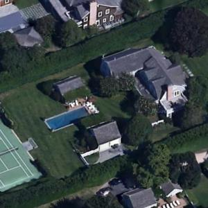 Katie Couric's House (Google Maps)