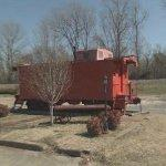 Illinois Central Caboose (StreetView)