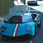 Lamborghini Murcielago Lp 670 SV (StreetView)