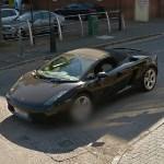 Lamborghini Gallardo LP560-4 Spyder (StreetView)
