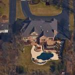 Rodger Saffold's House (Google Maps)
