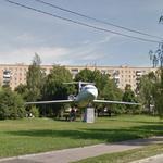 Yak-42 (StreetView)