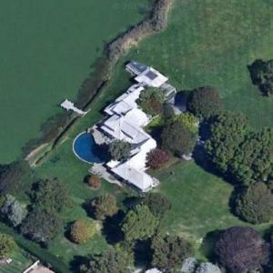 David Geffen's House (Google Maps)