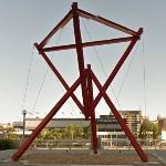 'Flower Power' by Mark di Suvero (StreetView)