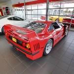 Ferrari F40 (StreetView)
