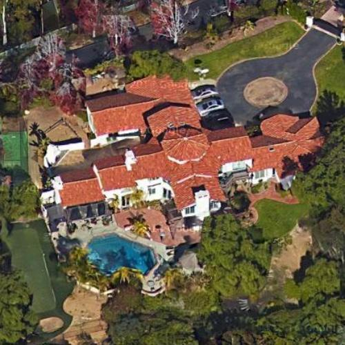 Aaron Rodgers' House in Del Mar, CA (#2) - Virtual Globetrotting