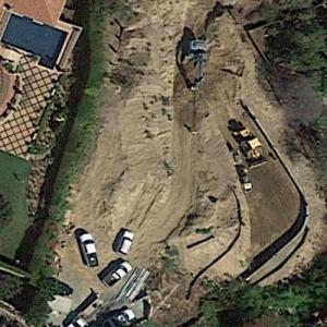 Mike Medavoy's House (Former) (Demolished) (Google Maps)