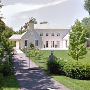 Dick Cheney's House (StreetView)