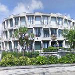 U.S. Embassy in Dublin (StreetView)