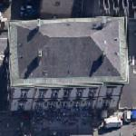 Luxembourg City Hall (Google Maps)