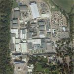 Pinewood Studios (Google Maps)