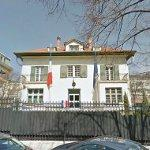 Embassy of France in Bulgaria (StreetView)