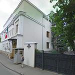 Embassy of Mexico in Moscow (StreetView)