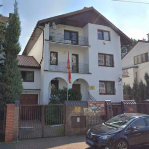 Embassy of North Macedonia in Warsaw (StreetView)